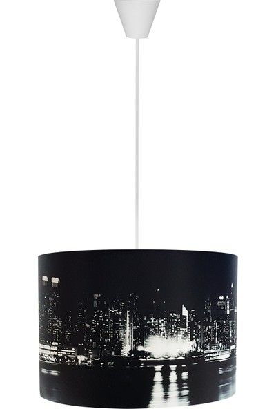 B'home Panora Modern Sarkıt Lamba New York