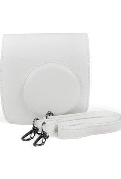 Fujifilm İnstax Mini 8 9 Çanta Beyaz