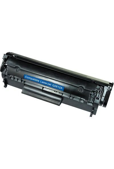 GörkemBüro® HP LaserJet 1010/1012/1015/1018/1020/1022 Toner