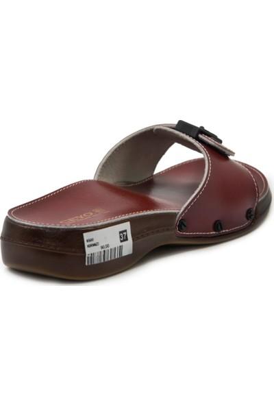 Ceyo 6500 Minelli Bayan Terlik Ayakkabı