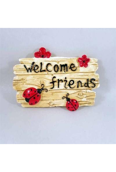 E-fidancim Welcome Friends Teraryum İçin