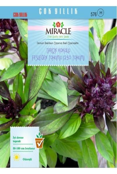 Miracle Tohum Miracle Tarçın Kokulu Fesleğen Tohumu (250 tohum)