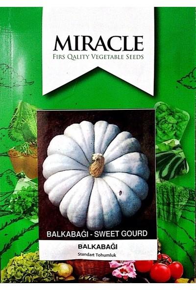 Miracle Tohum Kışlık Tatlılık Reçellik Balkabağı Tohumu (500 gram)