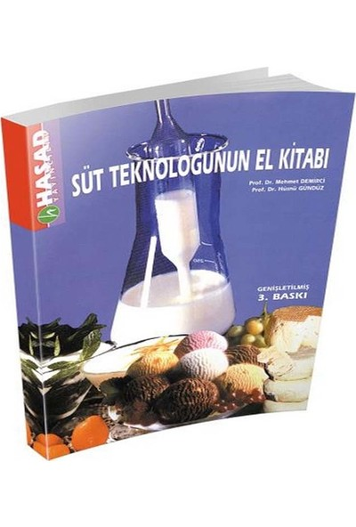 Hasad Süt Teknoloğunun El Kitabı