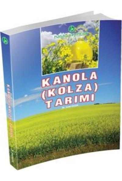 Hasad Kanola Yetiştiriciliği Kitabı