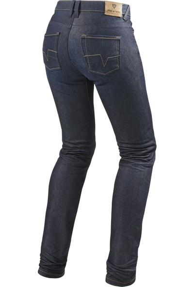 Revit Madison 2 Kadın Kot Pantolon Mavi