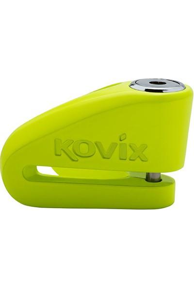 Kovix KVZ1-FG Disk Kilit Yeşil