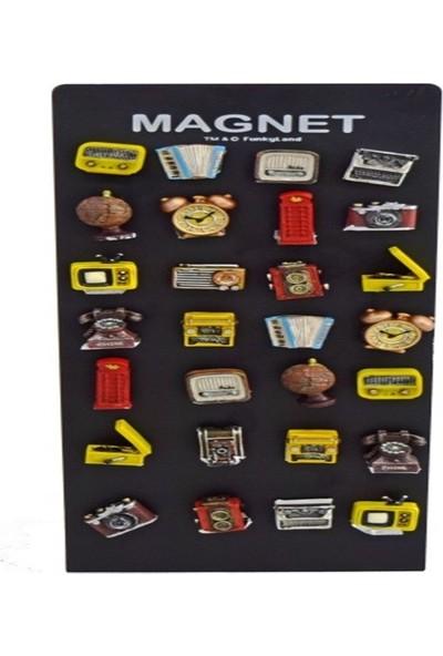 Giftpoint Gp-1448 Nostalji Magnet Küçük