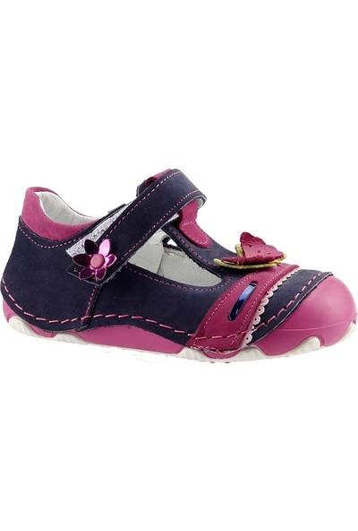 Teo Bebe 4300 Fusya İlkadım Kız Çocuk Ayakkabı