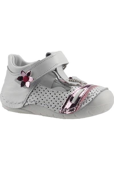 Teo Bebe 4000 Pembe Kız Çocuk Ayakkabı