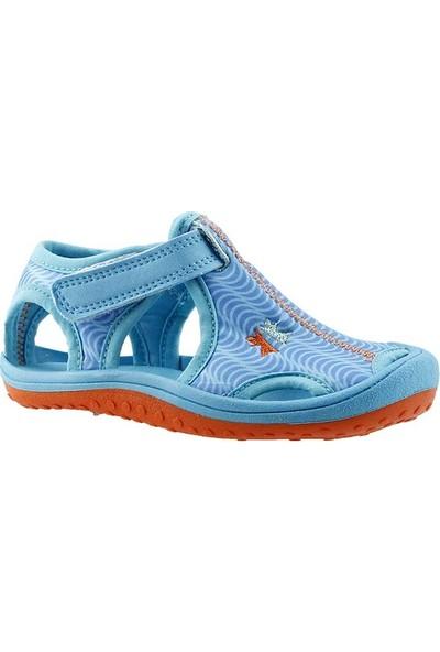 Ayakland Cute Kids Mavi Aqua Erkek Çocuk Deniz Ayakkabısı