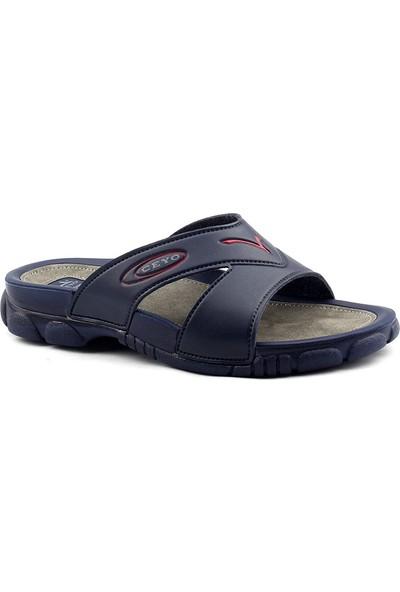 Ceyo 3200-1 Vert Erkek Terlik Ayakkabı
