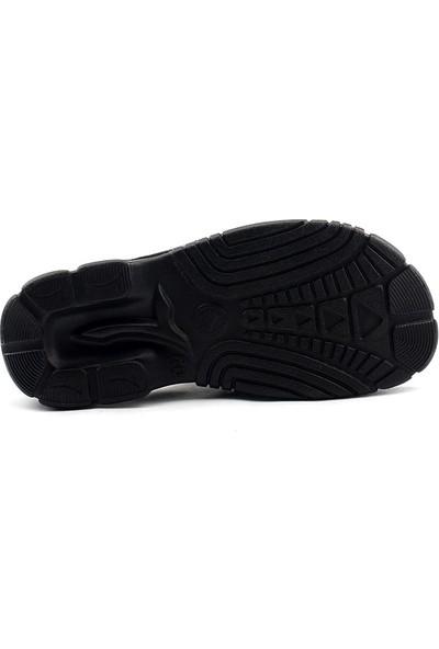 Ceyo 3200-1 Siyah Erkek Terlik Ayakkabı
