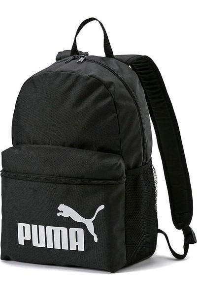 Puma Phase Backpack Siyah Unisex Sırt Çantası
