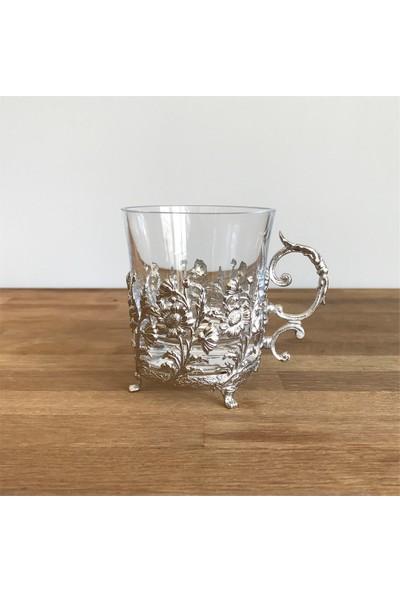 Buconcept Papatyalı Nescafe Bardağı