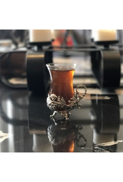 Buconcept Papatyalı Ajda Çay Bardağı