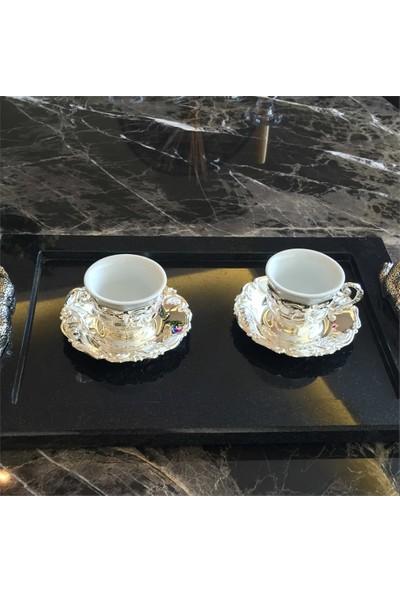 Buconcept Desenli Kahve Fincanı