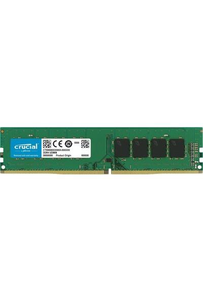 Crucial CT8G4DFS824A 8 GB DDR4 2400Mhz Ram