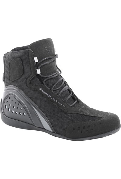 Dainese Motorshoe Air Jb Ayakkabı Black Black Antracite