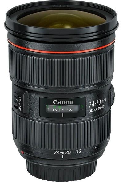 Canon 24-70mm f/2.8L II USM Lens (Canon Garantili)