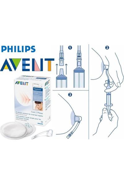 Philips Avent SCF152/01 Tek Niplette Göğüs Ucu Çıkartıcı