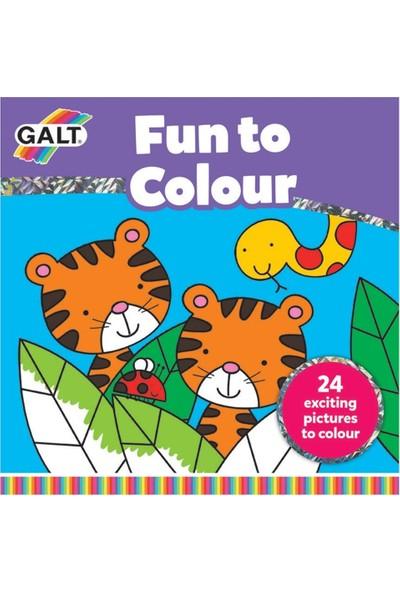 Galt Eğlenceli Boyama Kitabı (Fun To Colour)