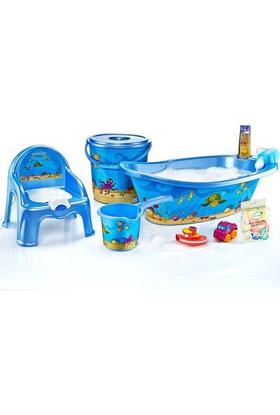 Bebek Banyo Seti (5 prç.)