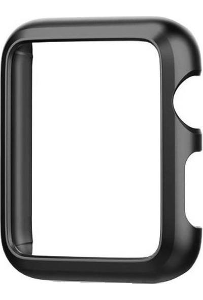 Microcase Apple Watch 1 - 2 - 3 Seri 38 mm Sert Rubber Kılıf