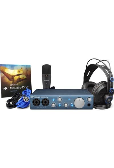 Presonus Audiobox iTwo Studio Kayıt Seti