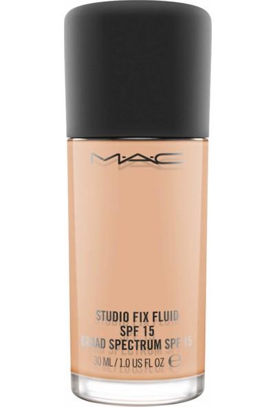 MAC Studio Fix Fluid Foundation SPF15 NW25