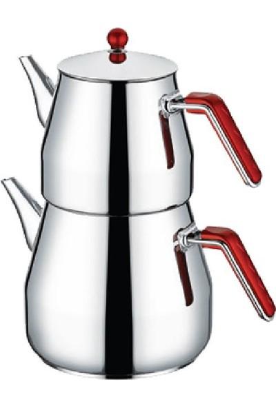 Kahramanlar Prizma Mini Boy Çaydanlık