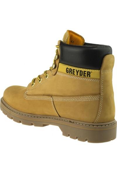 Greyder 10450 Basic Sarı Erkek Bot