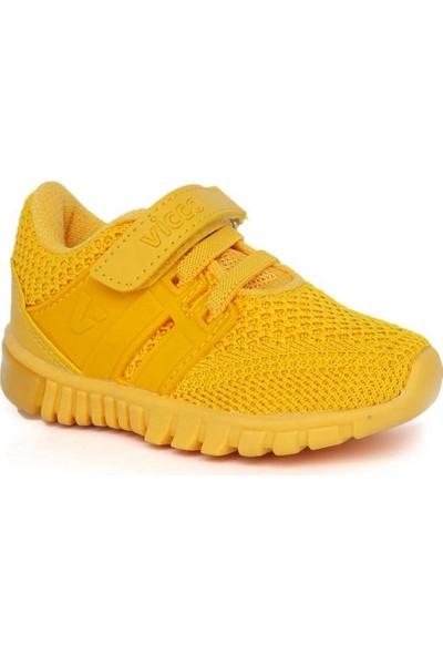 Vicco Bebek Spor Ayakkabı - Sarı