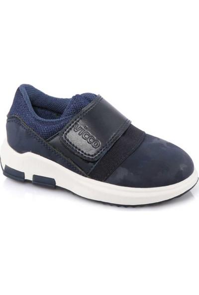 Vicco Bebek Ayakkabı - Lacivert