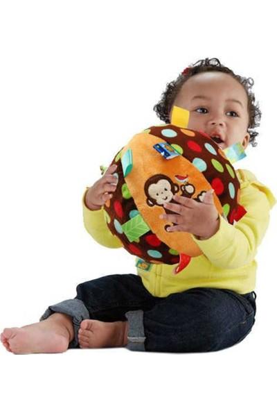 Sozzy Toys Çıngıraklı Topum