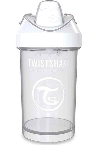 TwistShake Crawler Cup Suluk - Beyaz - 300 ml