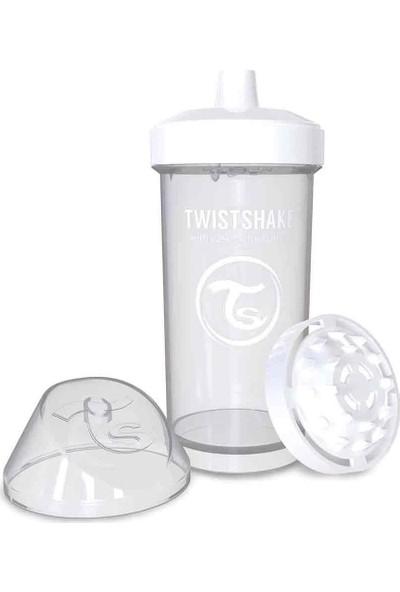 TwistShake Kid Cup Suluk - Beyaz - 360 ml