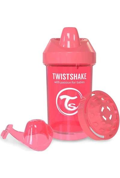 TwistShake Crawler Cup Suluk - Şeftali - 300 ml
