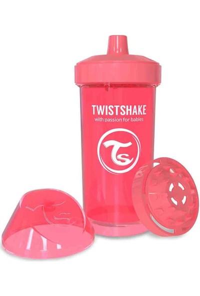TwistShake Kid Cup Suluk - Şeftali - 360 ml