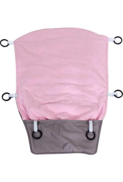 Sevi Bebe Bebek Arabası Battaniyesi - Pembe