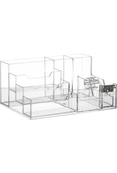 Bigpoint Masa Kalemliği Bant Makinalı Şeffaf