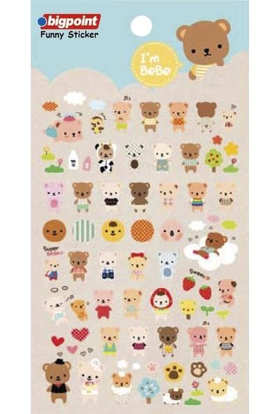 Bigpoint Sticker Ayıcıklar