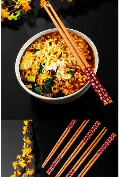 Bambum Fettucini - 5 Çift Chopstick