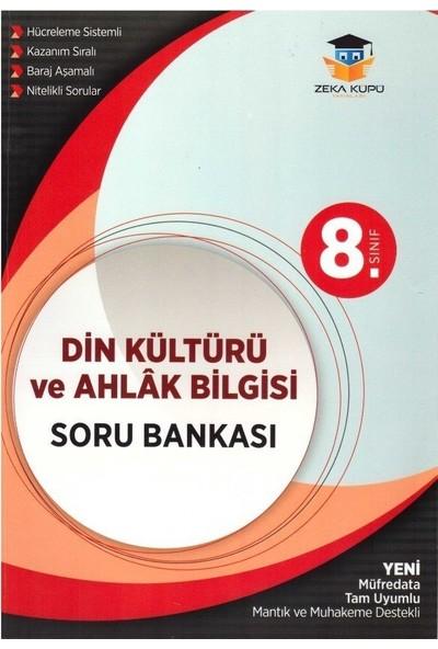 Zeka Küpü Yayınları 8.Sınıf Din Kültürü Ve Ahlak Bilgisi Soru Bankası Yeni 2019