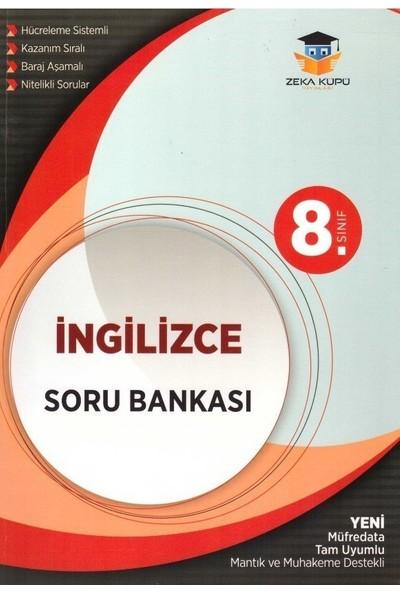 Zeka Küpü Yayınları 8.Sınıf İngilizce Soru Bankası Yeni 2019 Müfredat