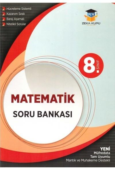 Zeka Küpü Yayınları 8.Sınıf Matematik Soru Bankası