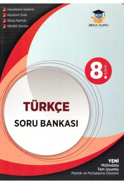 Zeka Küpü Yayınları 8.Sınıf Türkçe Soru Bankası Yeni 2019