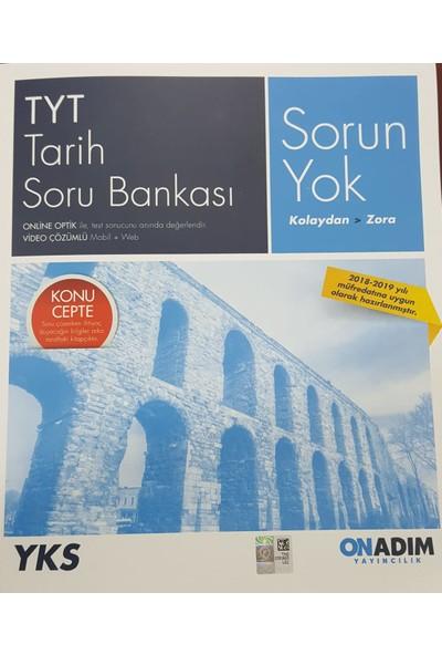 On Adım Yayıncılık Tyt Tarih Soru Bankası Yeni 2019