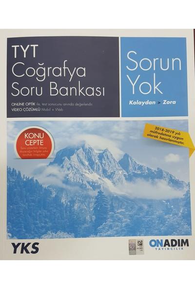 On Adım Yayınları Tyt Coğrafya Soru Bankası Yeni 2019