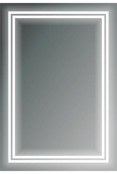 Dibanyo Ledli Ayna Sensörlü 60 x 80 cm